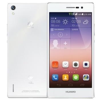 HUAWEI 华为 P7 智能手机 2GB+16GB 白色