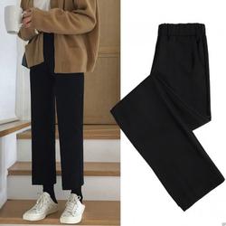 比丽福 BP952 女款西装阔腿裤