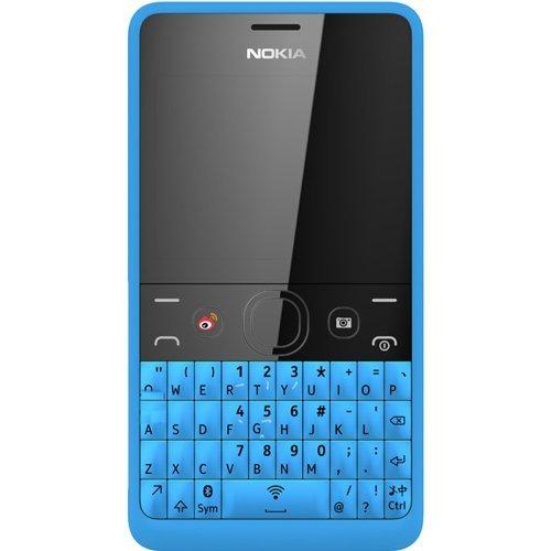 NOKIA 诺基亚 Asha210 按键智能手机 蓝色