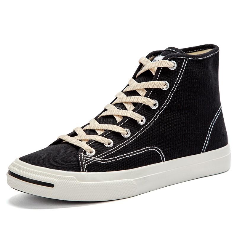 DaFuFeiyue 大孚飞跃 中性运动帆布鞋 DF/1-904 36 黑色