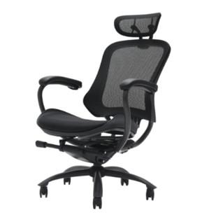YANXUAN 网易严选 1116033 多功能人体工学电脑椅 黑色