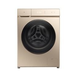 MIJIA 米家 XHQG100MJ03 互联网洗烘一体机 1S 10KG 金色