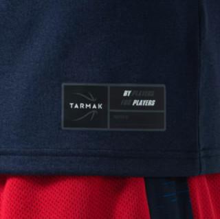 DECATHLON 迪卡侬 TS500 男士运动T恤 5604 深藏青色 XS