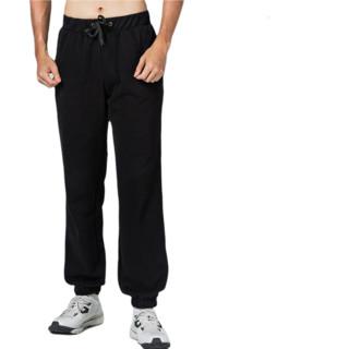 DECATHLON 迪卡侬 官网运动裤子男卫裤春季宽松休闲收口跑步训练针织长裤MSLP