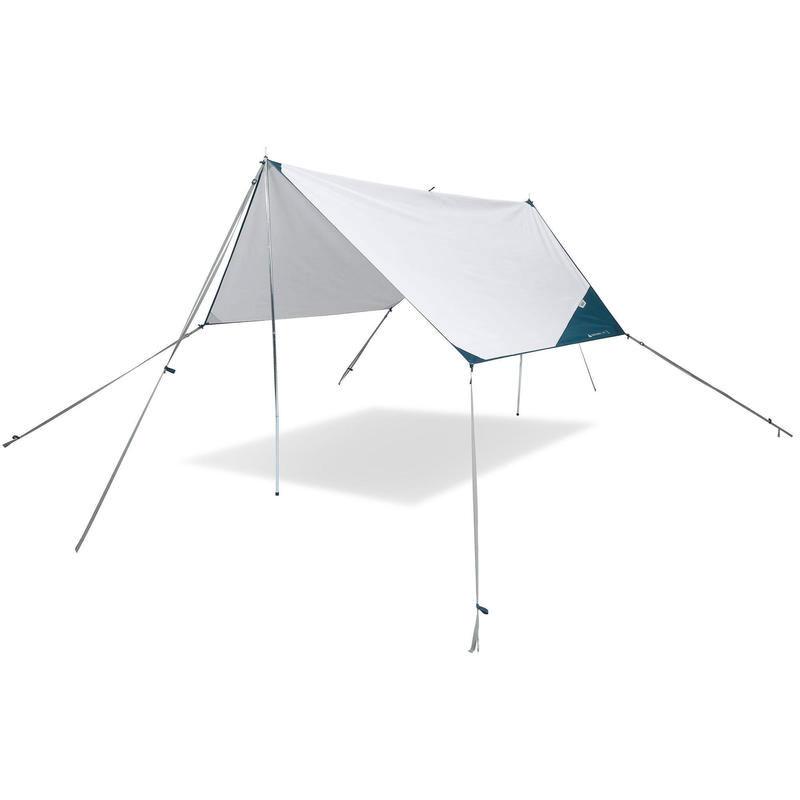 DECATHLON 迪卡侬 帐篷 2363223 白色