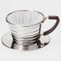 Kalita 不锈钢WAVE 咖啡滤杯