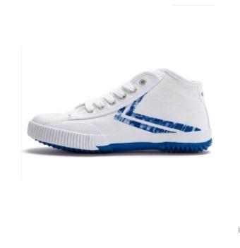 DaFuFeiyue 大孚飞跃 女士运动帆布鞋 504 白色 34