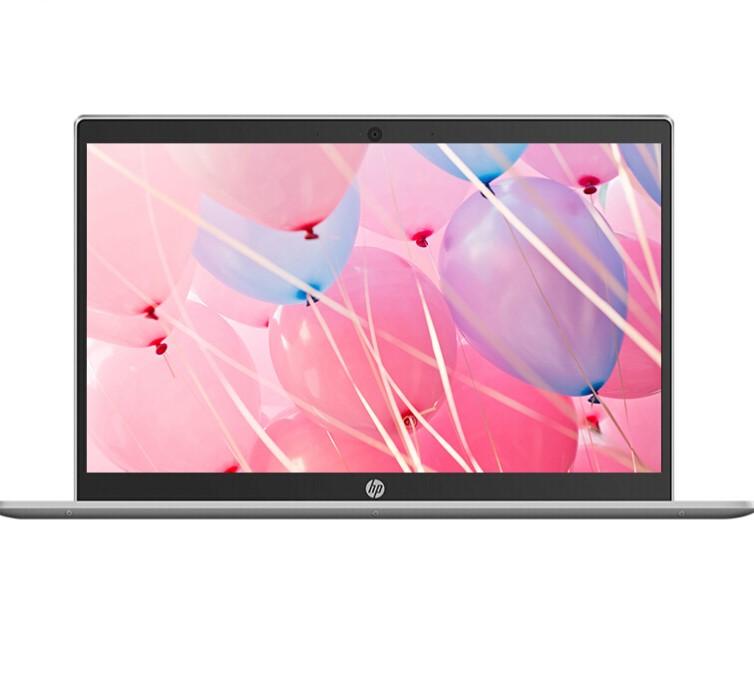 HP 惠普 星14 14英寸 笔记本电脑 (银色、酷睿i7-8550U、8GB、128GB SSD+1TB HDD、MX150)
