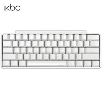 ikbc Poker Pro 61键 2.4G无线 樱桃轴体 机械键盘