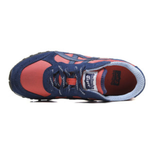 Onitsuka Tiger 鬼塚虎 Colorado85 中性休闲运动鞋 D4S6N-1850 蓝色/红色 37