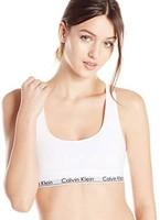 Calvin Klein 女士时尚棉质文胸