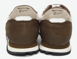 Onitsuka Tiger 鬼塚虎 Colorado85 中性休闲运动鞋 D6E8N-0501 沙褐色/白色 40