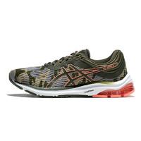 ASICS 亚瑟士 Gel-Pulse 11 女士跑鞋 1012A467-300 绿色/粉色