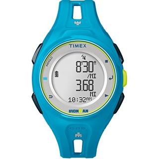 TIMEX 天美时 Ironman Run x20 女士手表 TW5K87600 蓝色