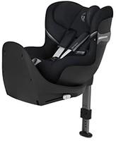 英亚 Cybex Sirona S i-Size 汽车座椅,深黑色
