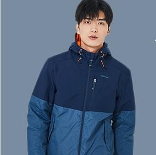 DECATHLON 迪卡侬 8398576 男士保暖棉服