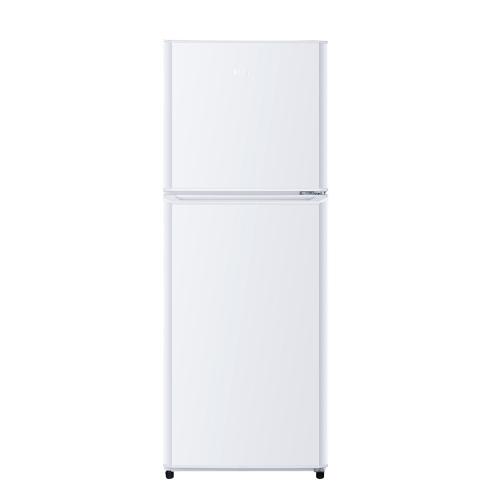 Haier 海尔 BCD-137TMPF 定频双门冰箱 137L 雅韵白色