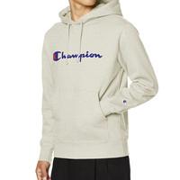 Champion C3-Q107 套头连帽加绒卫衣