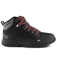DECATHLON 迪卡侬 男士登山鞋 8367613 黑色 45