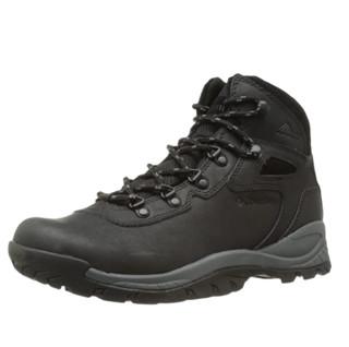 Columbia 哥伦比亚 Newton Ridge Plus 男士登山鞋 黑色 50