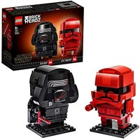 LEGO 乐高 方头仔系列 75232 凯洛·伦和西斯冲锋队员