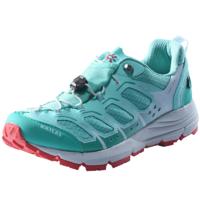 凯乐石户外运动跑鞋女 低帮轻量透气防滑V底越野跑山鞋飞翼2.0+