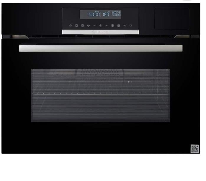 BOSCH 博世 CSA589BS0W 蒸烤一体电烤箱 45L 黑色