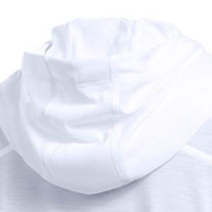 UNDER ARMOUR 安德玛  Threadborne 女士运动卫衣 1291676-100 白色 S