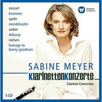 萨宾梅耶单簧管协奏曲集 Vol.2