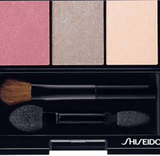 SHISEIDO 资生堂 发光缎光眼影三重奏 RD711-粉红沙色 3g