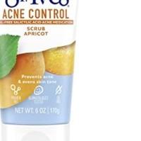 圣艾芙 Blemish Control Apricot 杏子面部磨砂膏   限prime会员 *4件