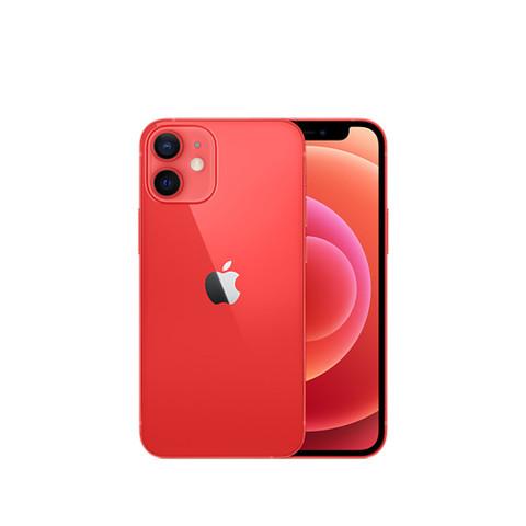 Apple 苹果 iPhone 12 mini系列 A2400国行版 手机 红色 64GB