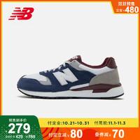 New Balance 570系列 ML570HJC 中性复古休闲鞋