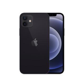 Apple 苹果 iPhone 12 5G智能手机 黑色 64GB