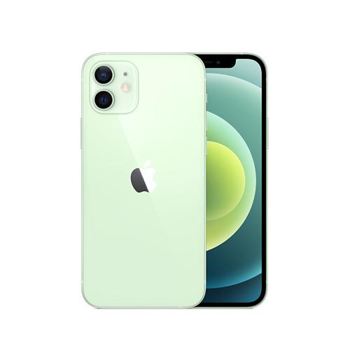 Apple 苹果 iPhone 12系列 A2404国行版 5G智能手机 绿色 64GB