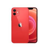 Apple 苹果 iPhone 12 5G智能手机 红色 256GB