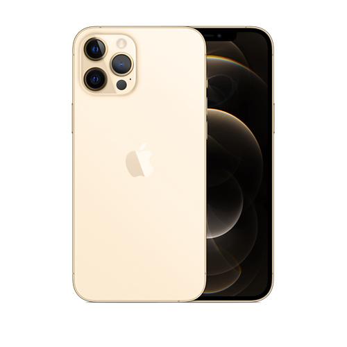 Apple 苹果 iPhone 12 Pro Max 5G智能手机 金色 128GB