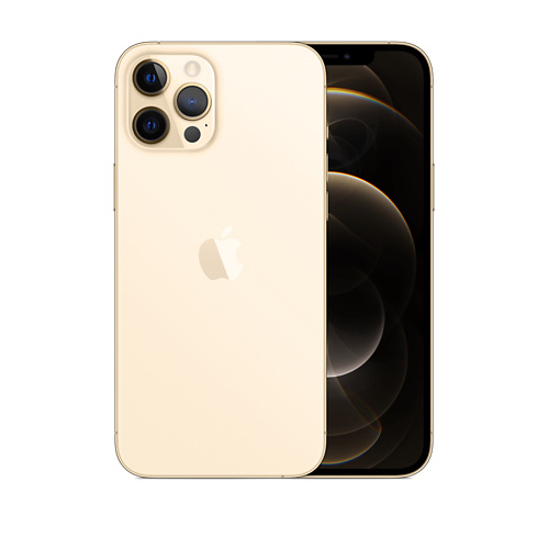 Apple 苹果 iPhone 12 Pro Max系列 A2412国行版 手机 512GB 金色