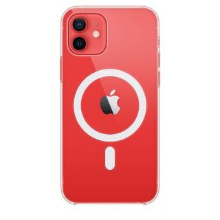 Apple 苹果 iPhone 12/12 Pro专用 MagSafe 透明保护壳