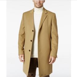 RALPH LAUREN 拉尔夫·劳伦 男士羊毛混纺大衣