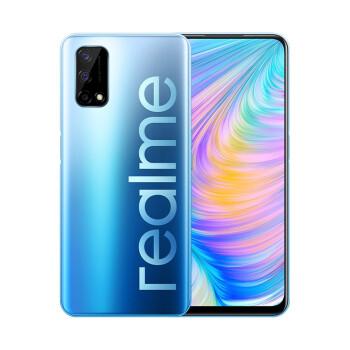 realme 真我Q2 4800万像素 120Hz畅速屏 双5G天玑800U 冲浪蓝孩 6GB+128GB 30W闪充 手机 OPPO提供售后支持
