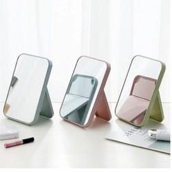 顾致 折叠高清化妆镜