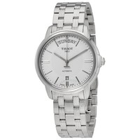 银联返现购:TISSOT 天梭 T-Classic 系列 T065.930.11.031.00 男士机械腕表