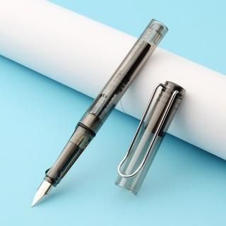 金豪 619 钢笔 EF尖 0.38mm 可换墨囊 多色可选 *10件