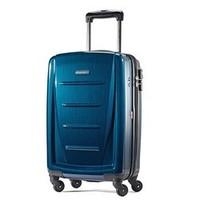 Samsonite 新秀丽 Winfield 2 硬壳行李箱,深蓝色,均码