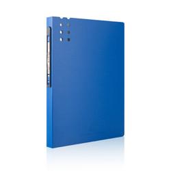 fizz 飞兹  FZ102014 A4磨砂立体背条文件册/档案册 40页 *2件
