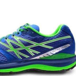 THE NORTH FACE 北面 FOOTWEAR系列 男士越野跑鞋 C571 蓝色 39