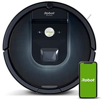 中亚Prime会员 : iRobot Roomba 981 智能扫地机器人