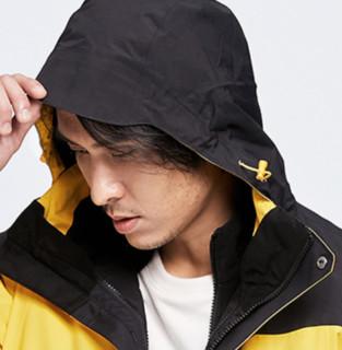 KAILAS 凯乐石 中性冲锋衣 KG110383 耀石黄/黑色 S