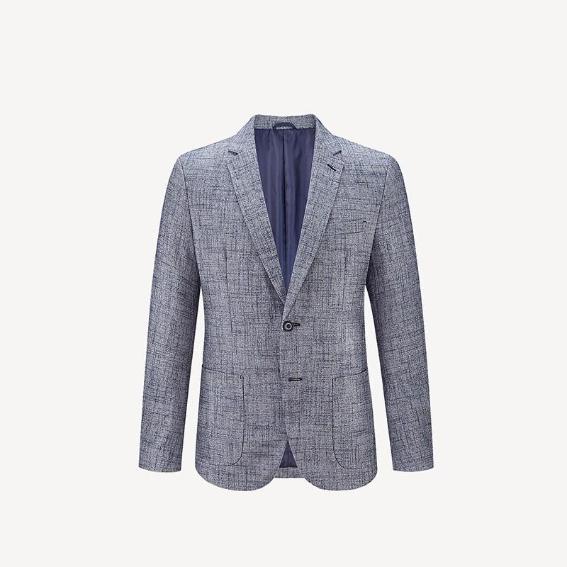 HLA 海澜之家 HWXAD1R007T 男士修身西服